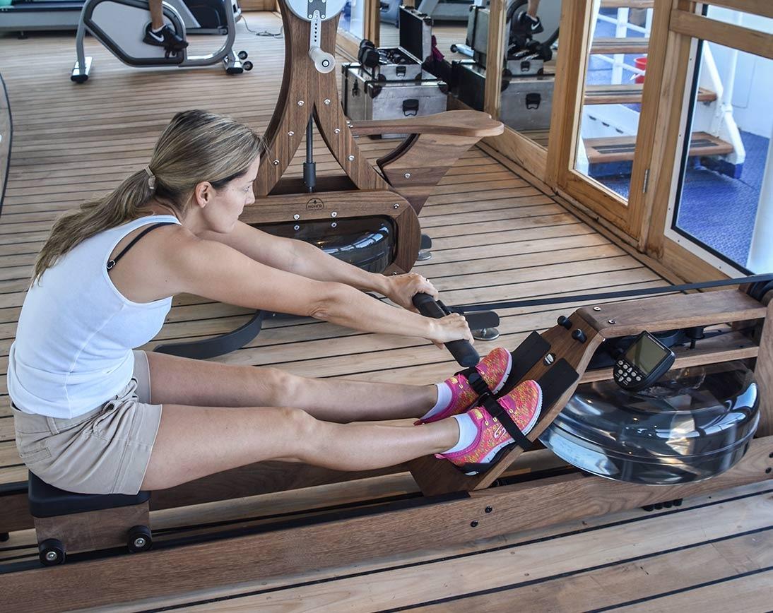 Gym   Galapagos Legend