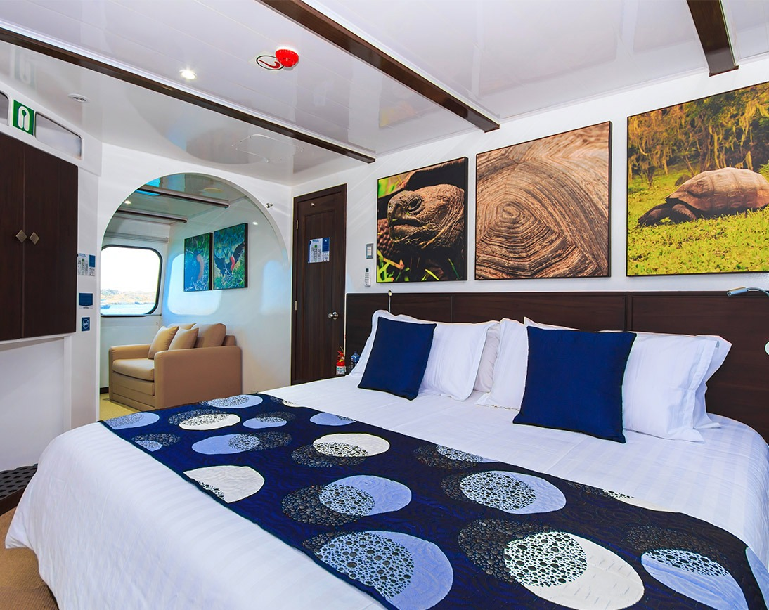 Suite | Natural Paradise Yacht