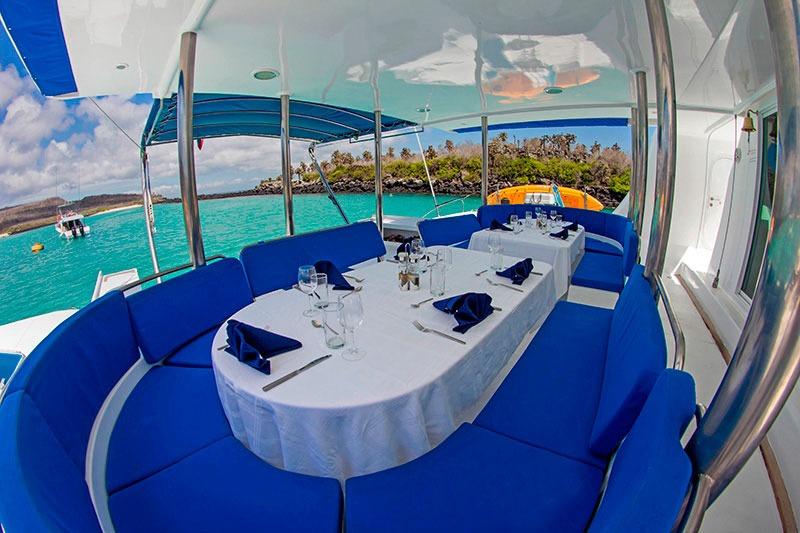 Exterior dining area | Nemo 1
