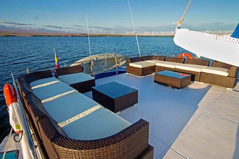 Sun deck | Nemo 1
