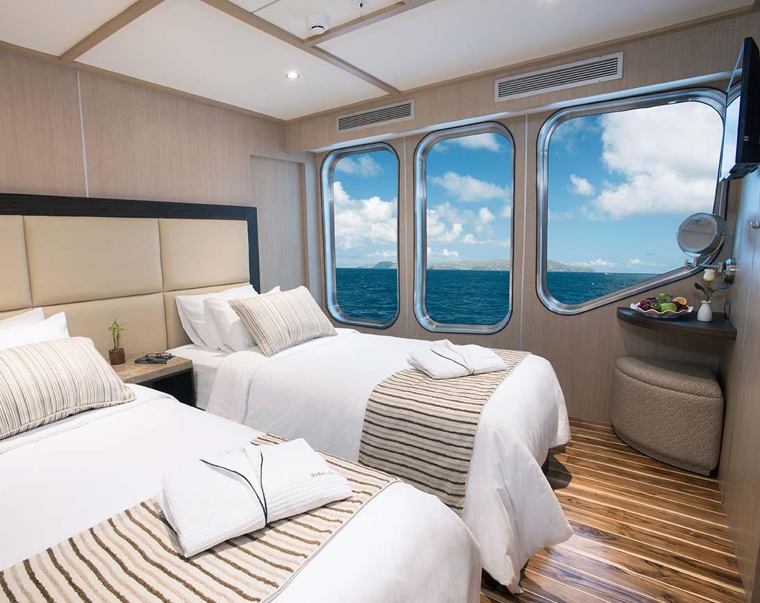 Suite | Origin Yacht