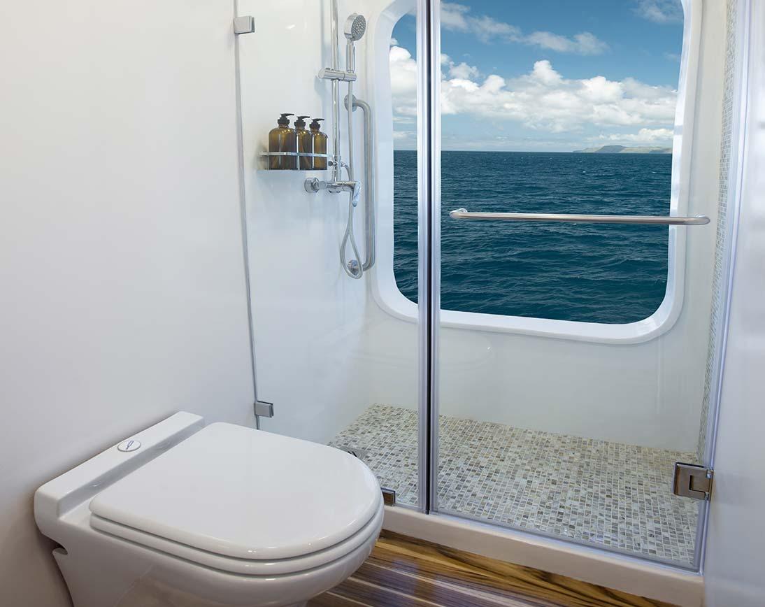 Bathroom | Origin Yacht