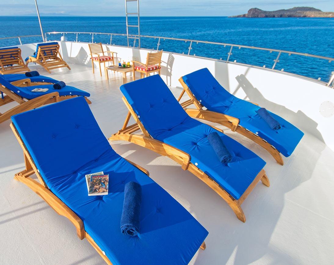 Sun deck   Tip Top 2