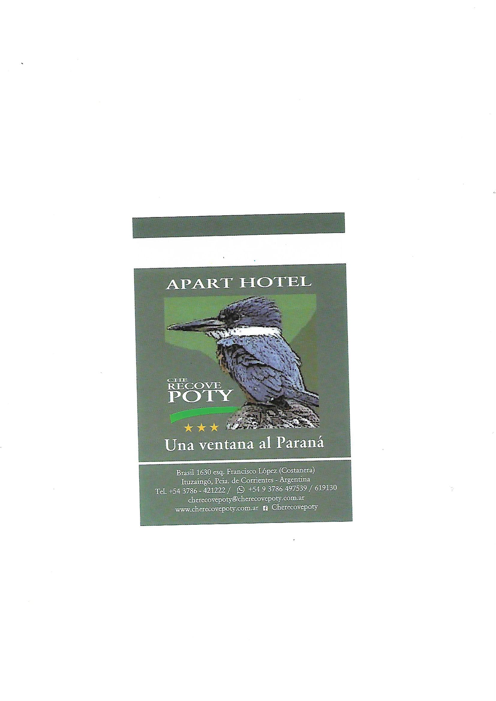 APART HOTEL CHE RECOVE POTY