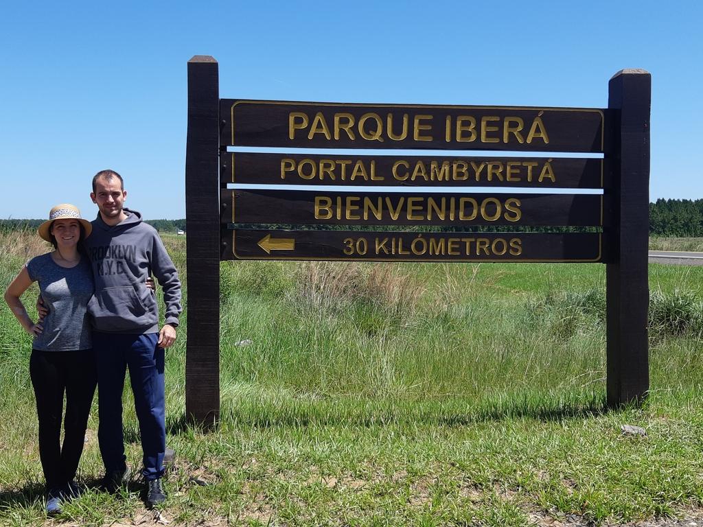 Parque Nacional Ibera - Portal Camby Reta