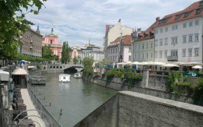 Ljubljana, je hebt me verrast