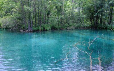 Photo diary: de meren van Plitvice