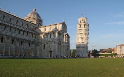 7 x doen in de omgeving van Pisa