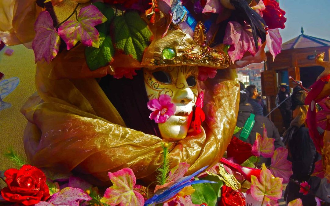 Carnaval in Venetië: tips, tricks & heel veel foto's