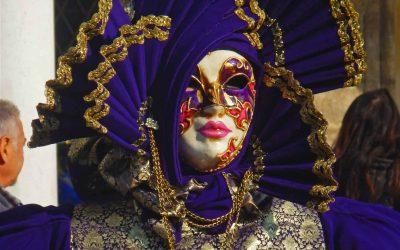 Travel movie: Carnaval Venetië 2017