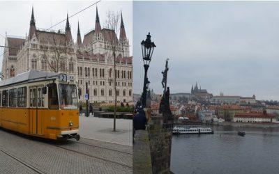 Praag vs. Boedapest; de citytrip battle