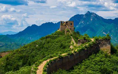 De chinese muur zonder toeristen? Bezoek de Chinese muur bij Gubeikou