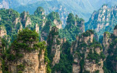 25 foto's die bewijzen hoe buitenaards mooi Zhangjiajie in China is!