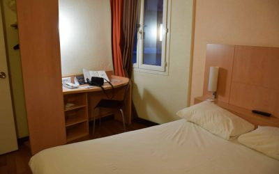 Overnachten in Parijs: review Ibis Paris Ornano Montmartre hotel