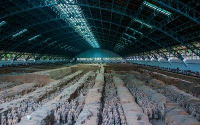 Xi'an en het Terracotta leger; een enorme tegenvaller