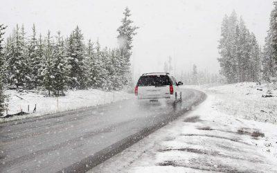 Roadtrip in de winter; zo bereid je jouw winterse roadtrip voor