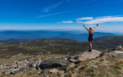 Wandelen bij Mount Kosciuszko, de hoogste berg van Australië!