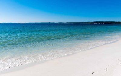 Ontdek de witste stranden ter wereld bij Jervis Bay in Australië