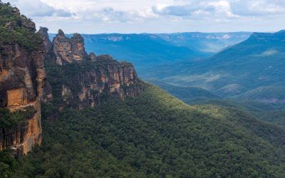 Blue Mountains in Australië: de beste tips & mooiste wandelingen