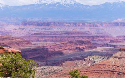 De 20 mooiste uitzichten van West-Amerika