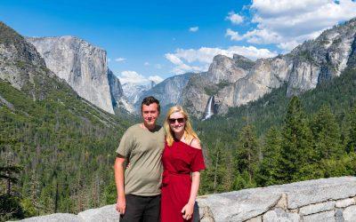 Wereldreis update #17 | Yosemite, San Fransico en Highway 1
