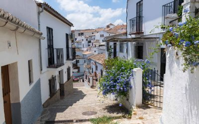 De mooiste witte dorpen van Andalusië