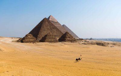 Wereldreis update #20 | Relaxen in Egypte