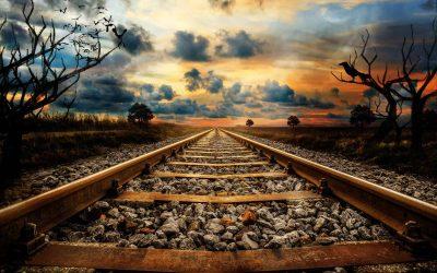 Treindobbelen: reizen met de trein naar bestemming onbekend