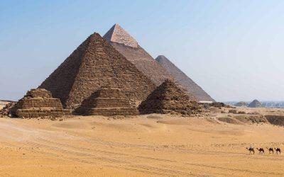 De piramides in Egypte bezoeken; dit is wat je moet weten!