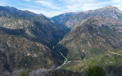 Bezoek Kings Canyon National Park, de verrassing van Amerika