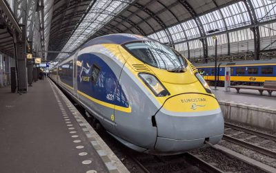Met de trein naar Londen: onze ervaring + tips!