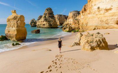 De 8 mooiste stranden van de Algarve in Portugal