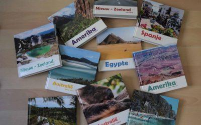 Fotoboeken maken: leuke tips voor het maken van reis fotoboeken!