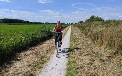 Fietsen in Friesland: leuke fietsroute rondom de Leijen