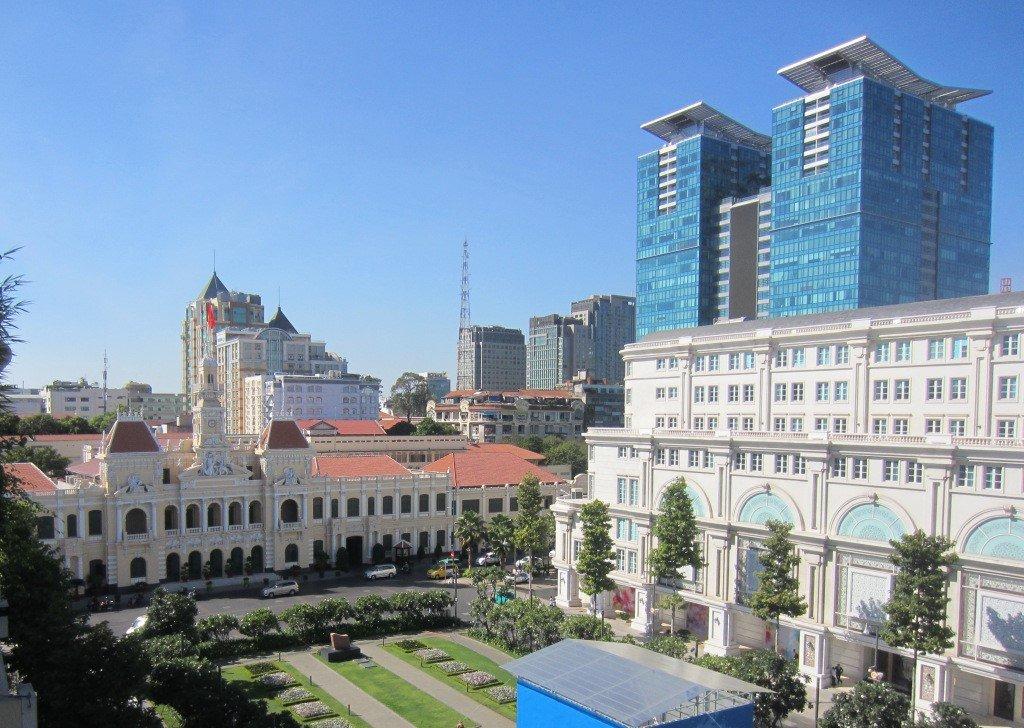 The City of Saigon!