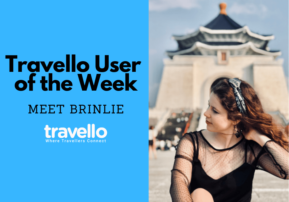Travello User of the Week: Meet Brinlie