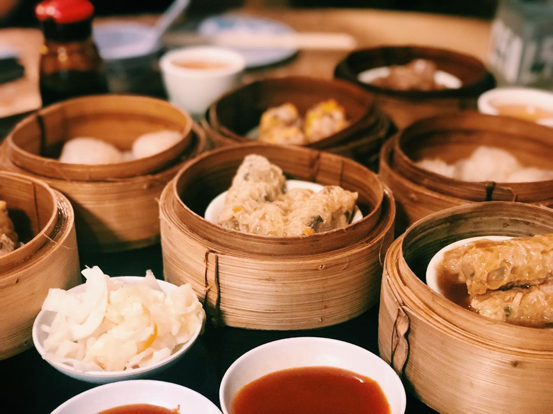 Dim sum at Red Star |