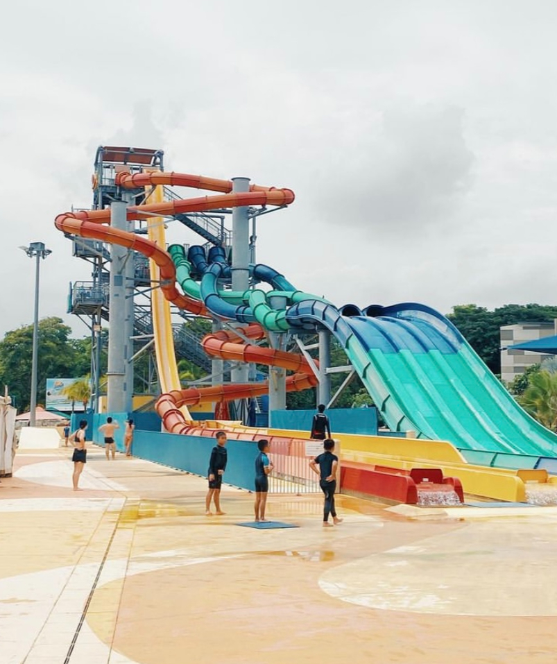 Wild Wild Wet: Guide to How Singapore's Favourite Waterpark Has Changed Since COVID-19