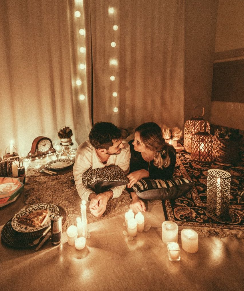 How to Have the Perfect Stay-Home Date