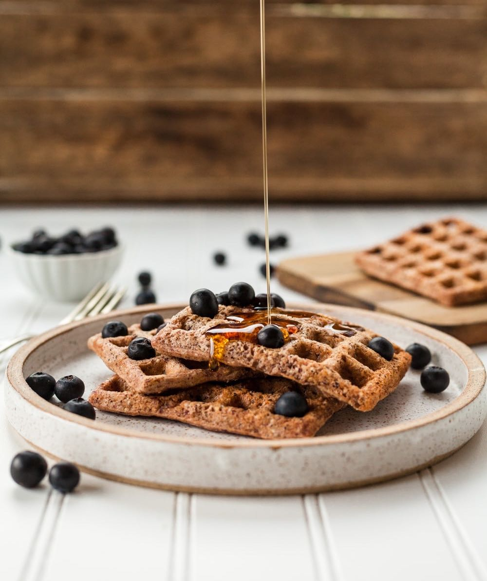 The Hunt for Singapore's Best Waffles