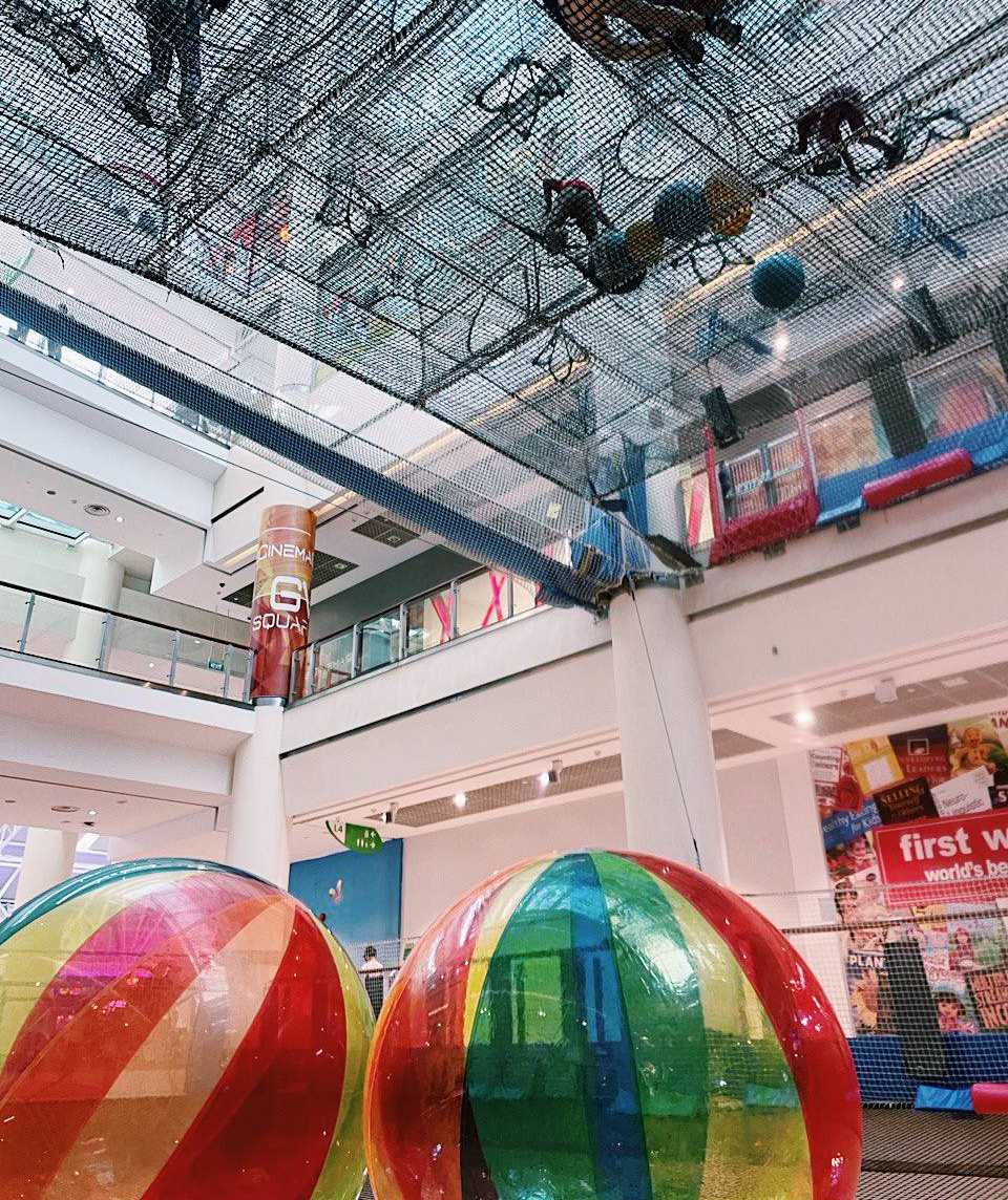 Airzone: Taking Indoor Playground to a Whole New Level (literally)
