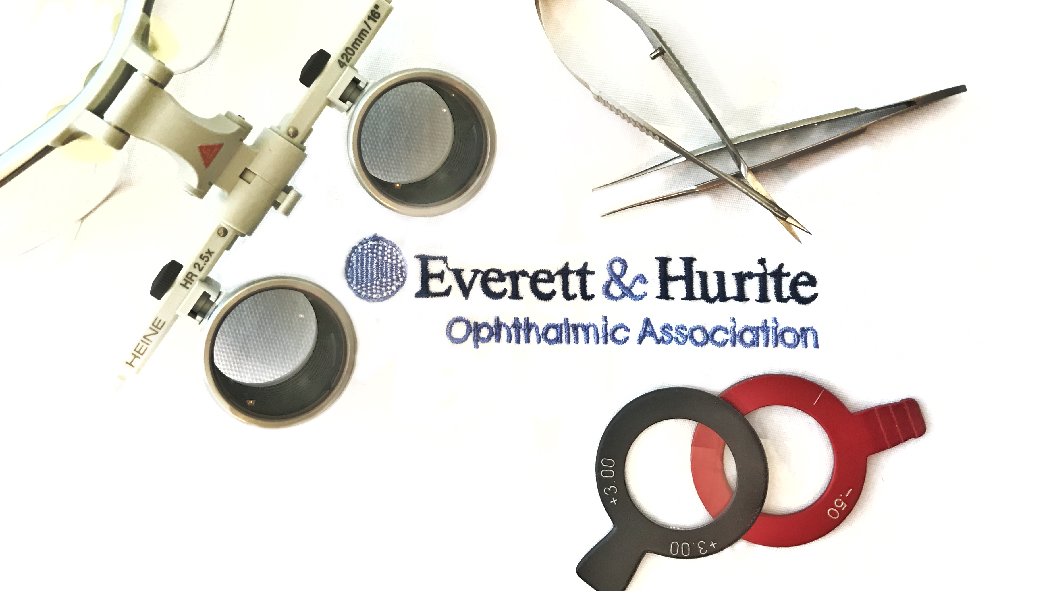 Everett & Hurite Ophthalmic Association Banner