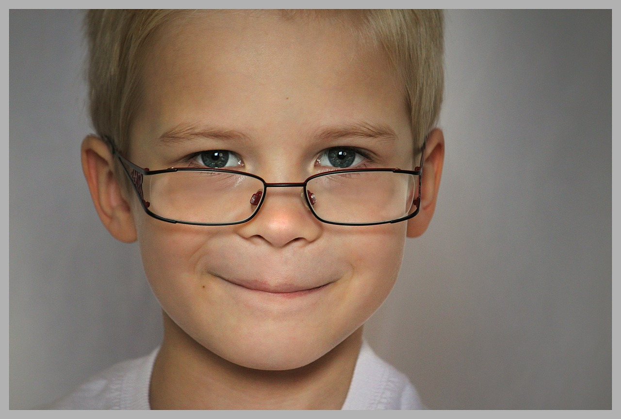 Eye care is critical for children who rely on good vision to learn in school.
