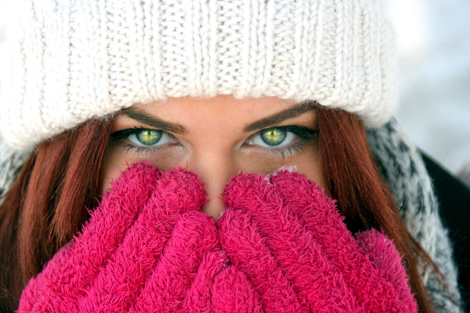 Winter eye care is critical for good vision.