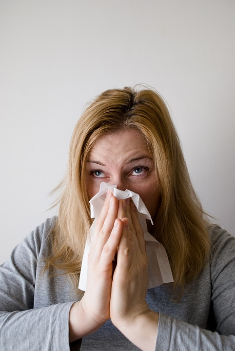 Allergies can affect your vision and eye health.