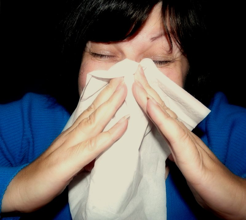 March can be an aggravating time for those with allergies.