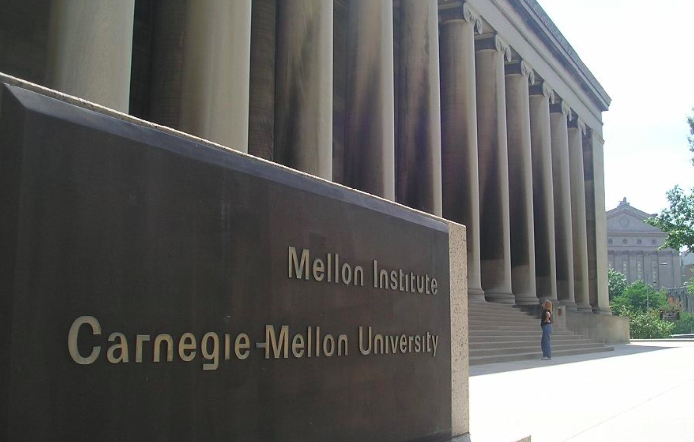 Carnegie Mellon Office Banner