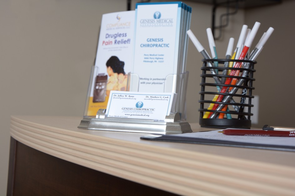 Genesis Chiropractic & Rehabilitation Banner
