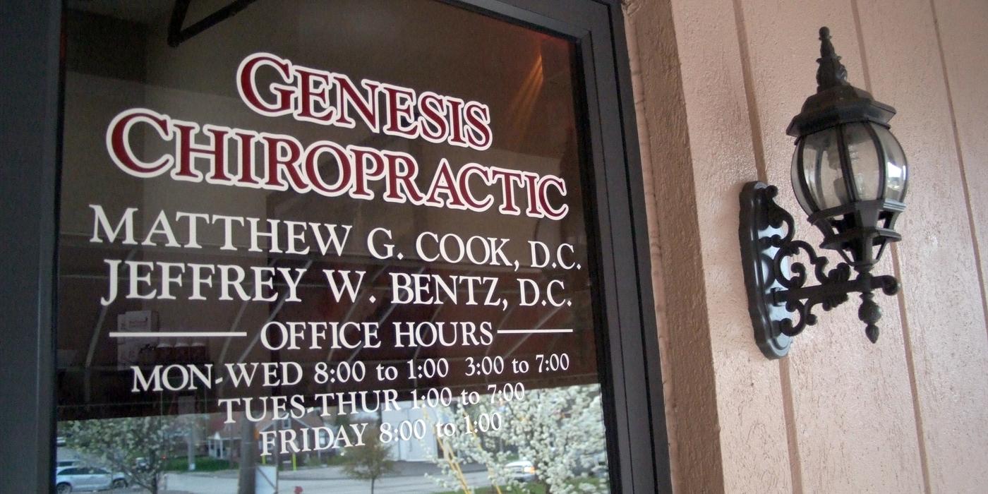Dr. Jeffrey W Bentz, DC Banner
