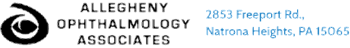 Allegheny Ophthalmology Associates Logo